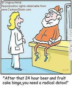 santa beer doc